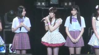 アイドル横丁夏まつり!!2012 2012/7/1 新木場スタジオコースト 愛乙女☆D...