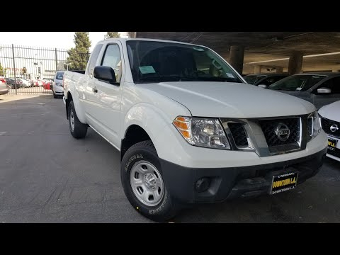 2017 Nissan Frontier S King Cab In-Depth Video Walkthrough