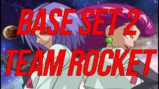 Base Set 2 and Team Rocket - Card Anthology (Pokemon)