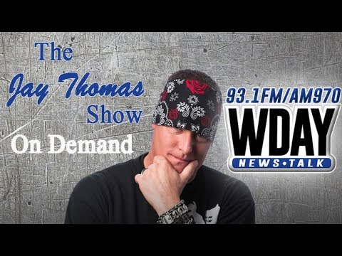 The Jay Thomas Show | North Dakota measure three debate 9-19-2018