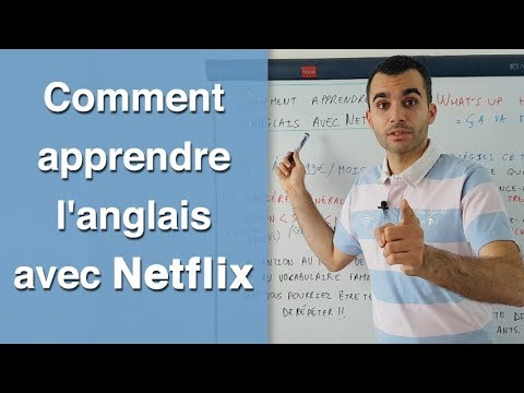 comment apprendre l 39 anglais avec netflix youtube. Black Bedroom Furniture Sets. Home Design Ideas
