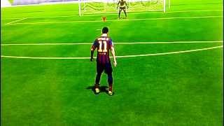FIFA 14 CHAPEUZINHO EMBAIXADINHA E ELASTICO