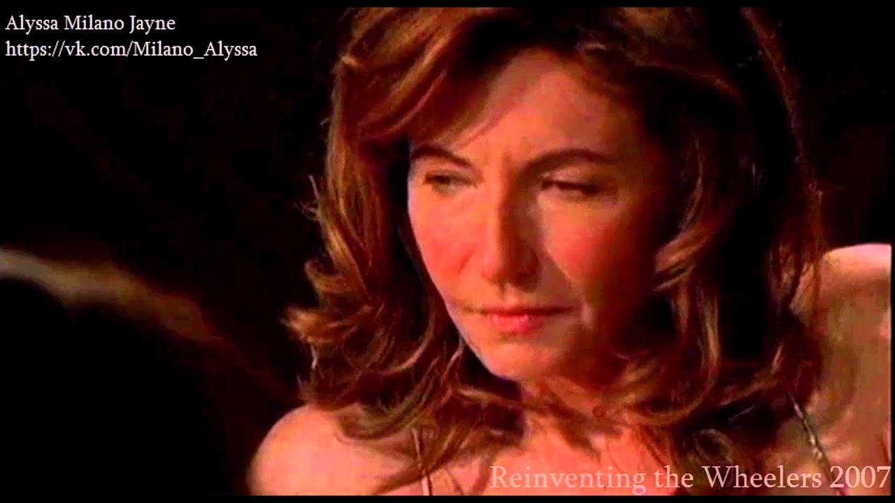Alyssa Milano Reinventing the Wheelers   2007