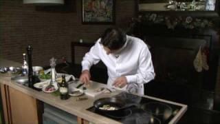 Праздничный рецепт от повара из Италии