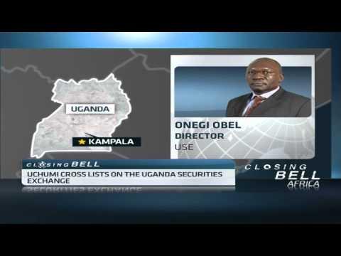 Uchumi list on the Uganda Securities Exchange
