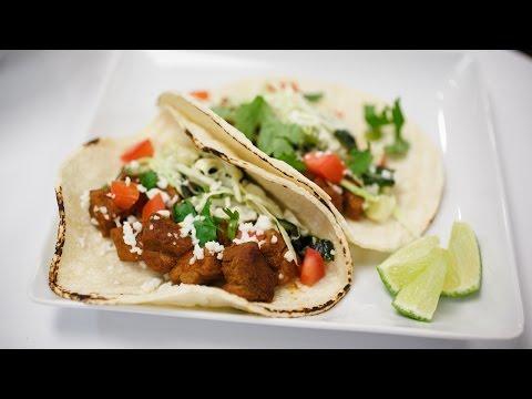 Recipe Rehab Season 1 Recipe How-To: Carnitas Tacos With Poblano Cabbage Slaw