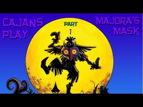 Majora's Mask (Part 1)