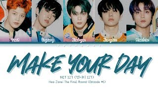 Cover images NCT 127 - Make your day (Neo Zone: The Final Round, Episode #1) (Lyrics Eng/Rom/Han/가사)