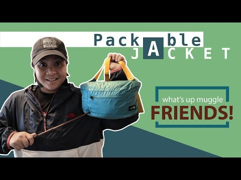 Turn Jacket In To A Fanny Pack (The North Face Fanorak)