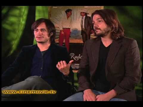 Actors Gael Garcia Bernal and Diego Luna Interview