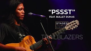 "Bullet Dumas & Jacques Dufourt - ""Pssst!"" Live on TRAILBLAZERS"