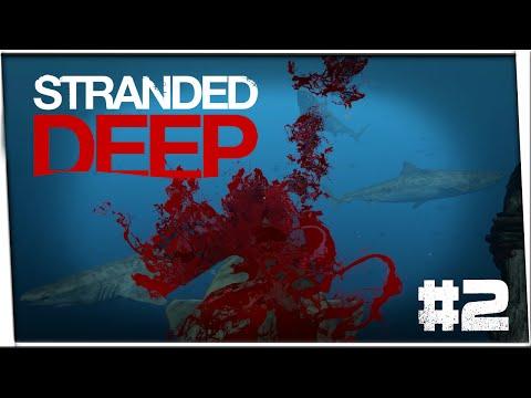 Stranded Deep #2 - Te Veel HAAIEN! (Nederlands)