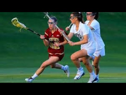 Women\'s Lacrosse Defensive Body Position