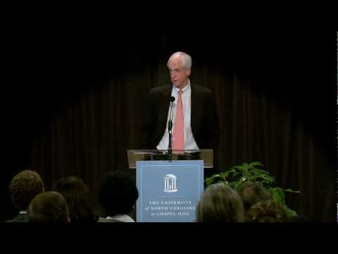Hunter Rawlings   The Role of a Research University in the 21st Century