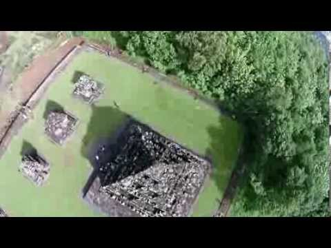 Candi Ijo - Aerial Videography
