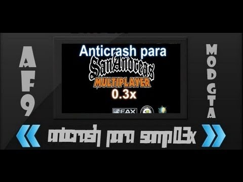 anti-crash samp 0.3x