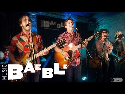 The Wild Feathers - The Ceiling || Baeble...