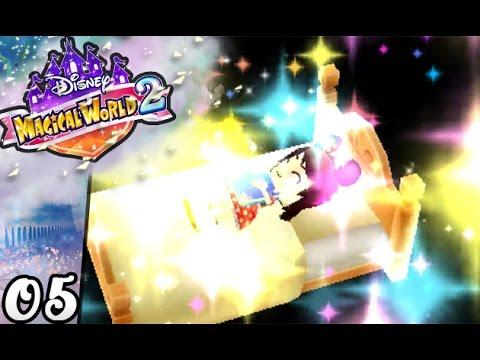 [Disney Magical World 2] #5 Travaux au café & recueil des rêves !