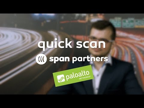 Palo Alto Networks Quick Scan