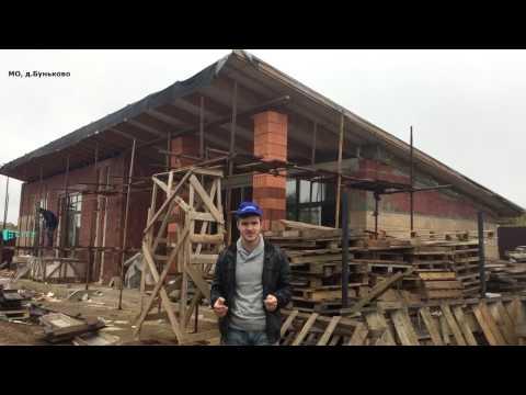 Фасад из планкена: учимся отделке дома снаружи