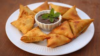 চিকেন সমুচা | বাংলাদেশি সমুচা রেসিপি | Chicken Samucha | Samosa Recipe | Chicken Samosa