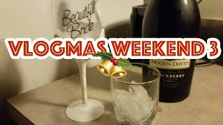 Vlogmas 2018 | Wk3 - TPain Momma's Meat Pie Inspired Me | JAZZyRELL TV