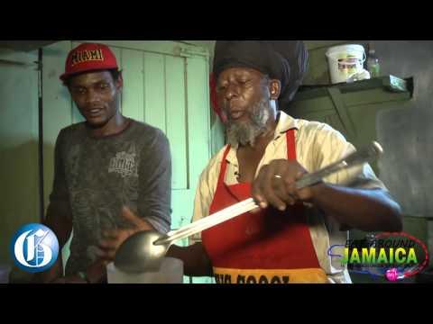 EAT AROUND JAMAICA: Jus Coool, it's the Pudding Man'