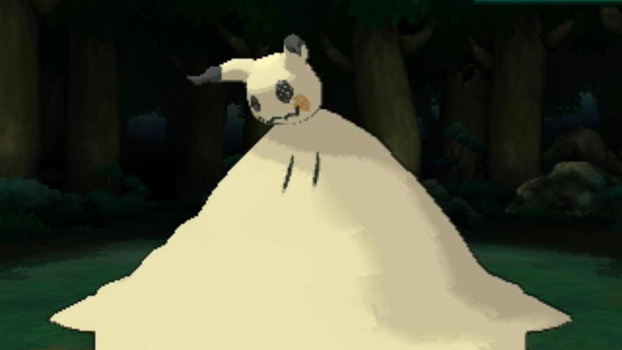 O Z Move exclusivo do Mimikyu revelado em Pokmon Ultra