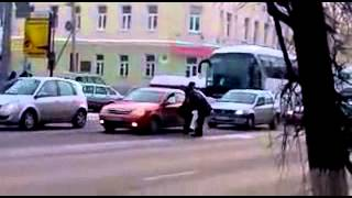 Drunk Couple Removed From Road
