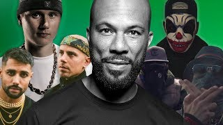 Download COMMON REACTS TO SCANDINAVIAN RAP VIDEOS. | YLTV Mp3 and Videos