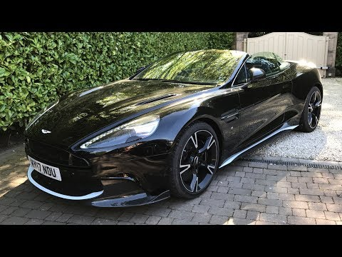 Looking To Buy A Convertible | Aston Martin Vanquish S Volante [Episode 2]
