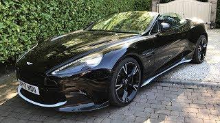 Aston Martin Vanquish Volante 2014 Videos