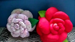 Almofadas decorativas por Canal de MilCoisinhasEtc – Só amostra