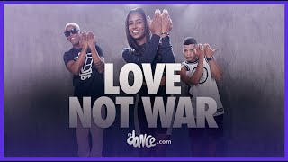 Love Not War - Jason Derulo x Nuka | FitDance (Coreografia) | Dance Video