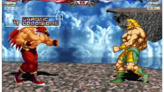 Seadragon MUGEN - The Griffon #2: Wrestling Match in the Clouds