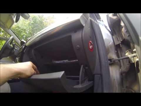 видео: Опель Астра h замена салонного фильтра