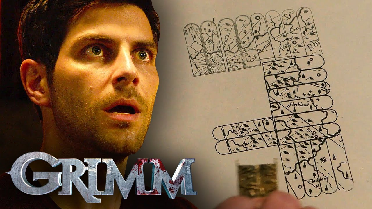 Grimm Gets New Books and Keys | Grimm