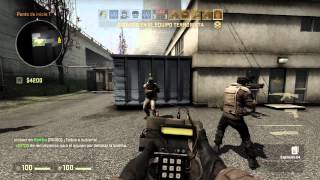 Counter-Strike GO - Live -