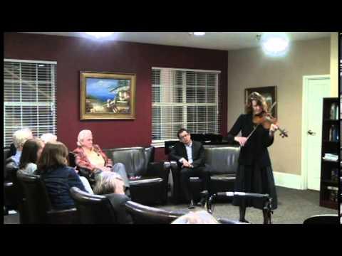Agape Senior Kathwood in Columbia Hosts South Carolina Philharmonic Performance
