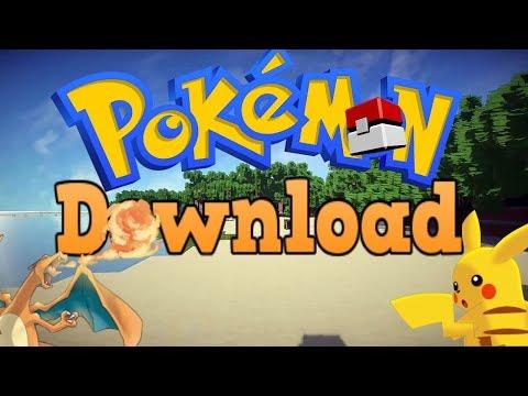 Minecraft Pokemon Addon