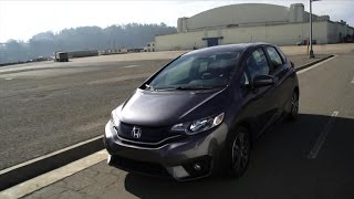 Car Tech - 2015 Honda Fit EX-L