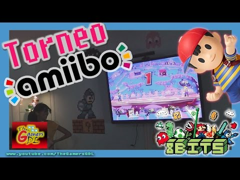 Torneo Amiibos Guadalajara - Unboxing Amiibo Mario Gold - Silver