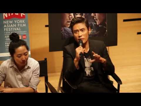 Interview with actor Lee Byung-hun. 배우 이병헌과의 인터뷰