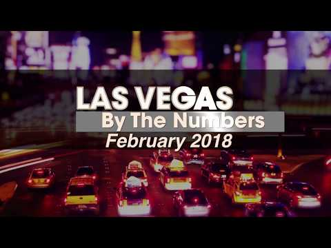 LVCVA Impact: February 2018 By the Numbers