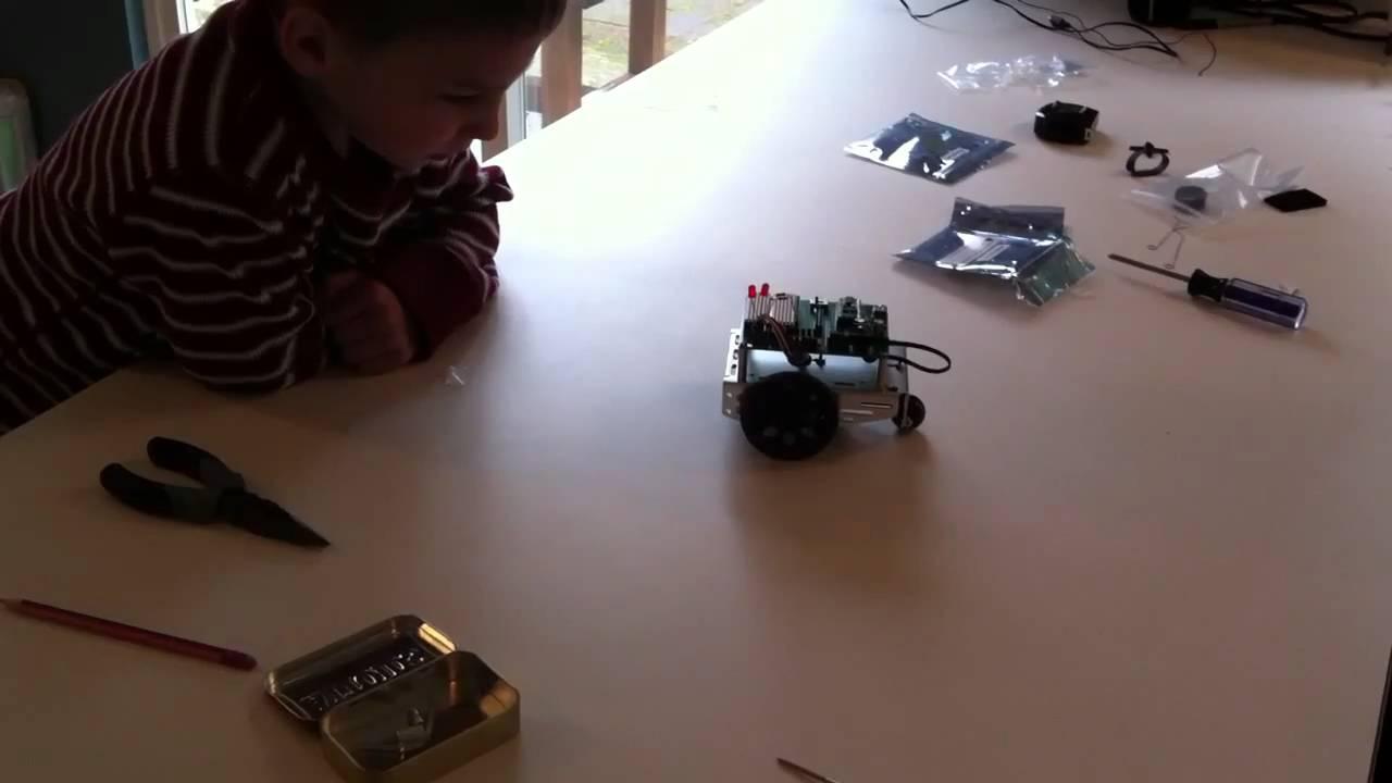 Robot Test