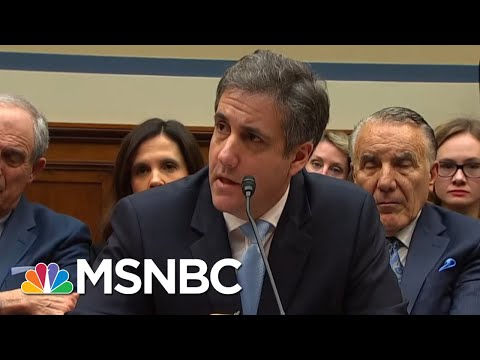 Michael Cohen Has New Evidence Against President Donald Trump | Hardball | MSNBC