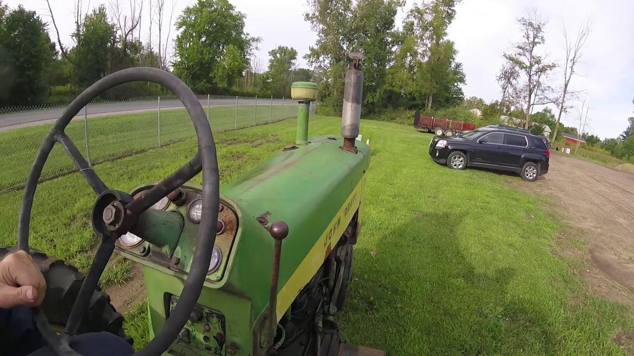 John Deere U00ae 730 Diesel Tractor