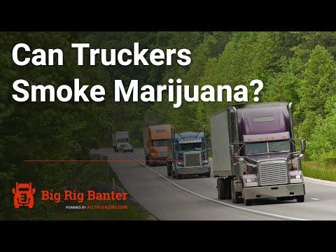 Can Truckers Smoke Marijuana - Episode 14