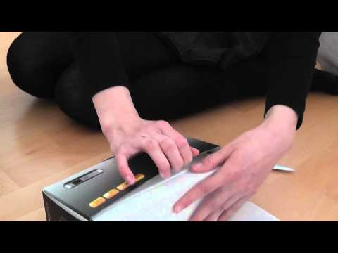 Acer C20 pico led projector - unboxing