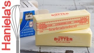 How to Tell if Butter is at Room Temperature